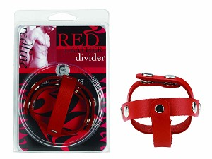 C-R Red T-Style/Divider