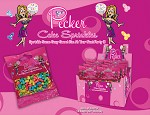 Cake Sprinkles Display 16 Pcs
