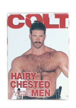 COLT ® Hairy Chested Men Cards