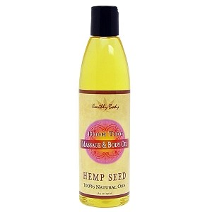 Hemp Seed Massage Oil High Tide