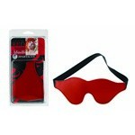 Blind Fold Red/Blk Fr
