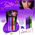 Play Pens - Body Paint, 4pk.