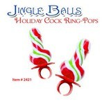 Jingle Balls X-Mas Cock Pop (Eaches)