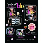 On The Go Blo Numbing Mints. Strawberry/Cinnamon. 24pcs/Display