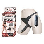 Dominant Submissive Collection Strap-On Dong - Black