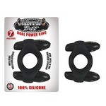 Mack Tuff Dual Power Ring - Black