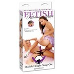 Fetish Fantasy Series  Double Delight Strap-on