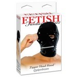 Fetish Fantasy Seriesr  Zipper Head Hood