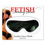 Fetish Fantasy Series  Leather Love Mask