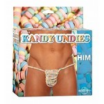 Edible Kandy G-String Pouch For Him