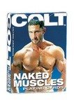 COLT ® Naked Muscle Playing Cards