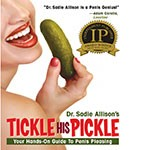 Tickle His Pickle Your Hands-On Guide To Penis Pleasing